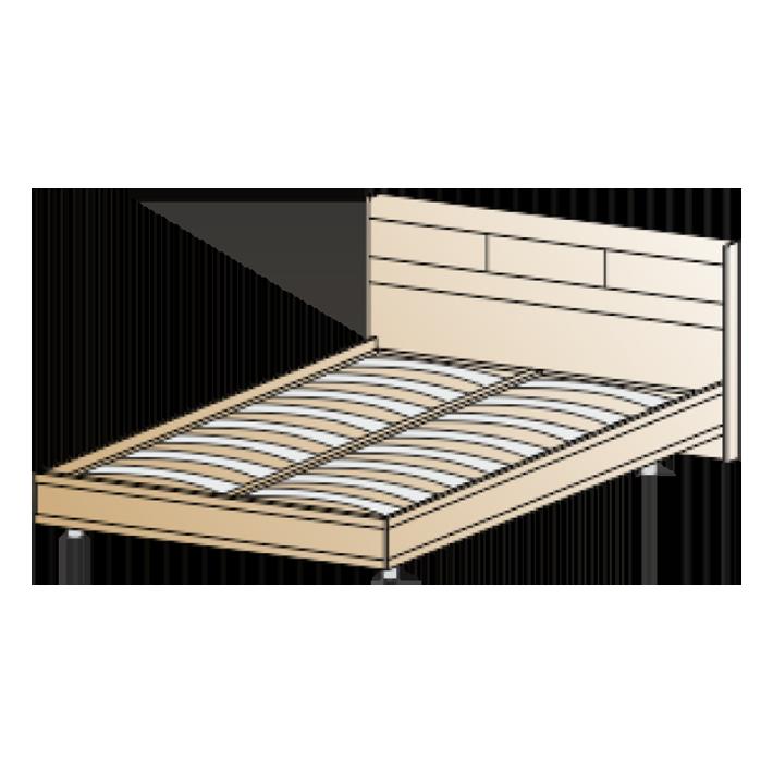 Кровать КР-2804