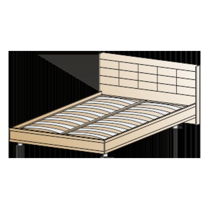 Кровать КР-2852